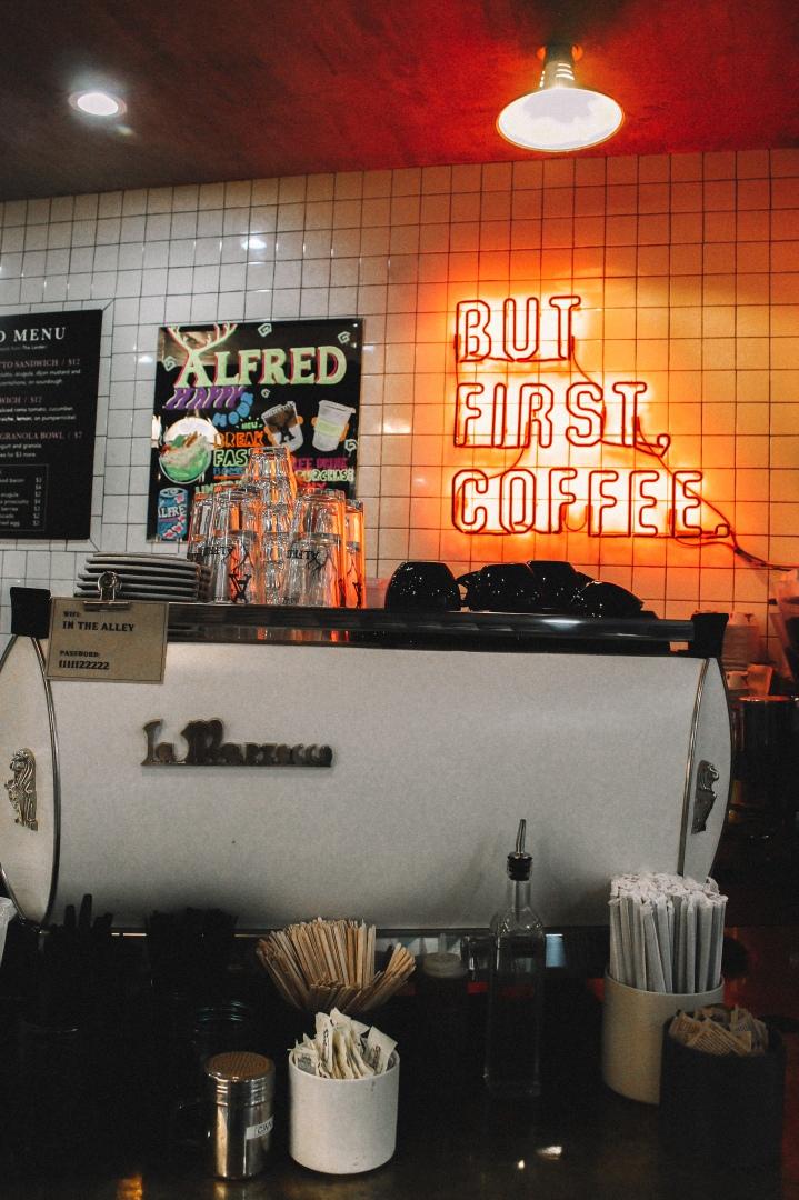 Favorite coffee shops in the LAarea